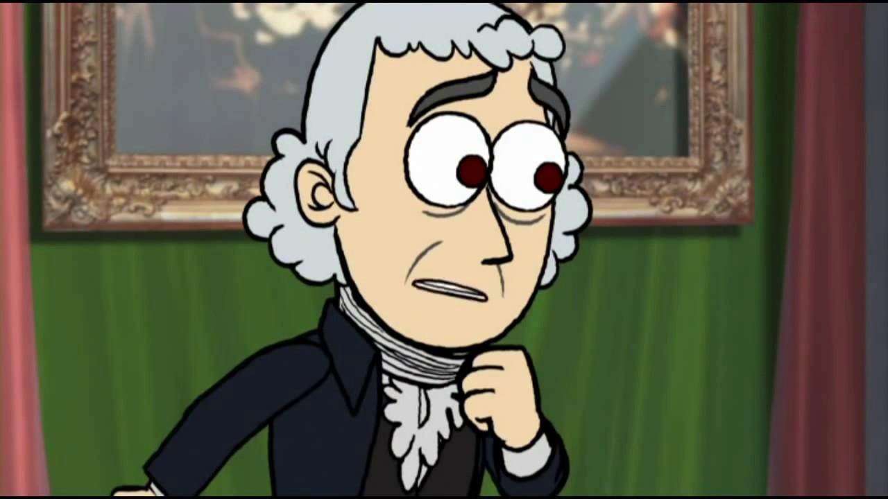 Dokument: Americký sen, drsný animovaný film o americkej centrálnej banke CZ dab.