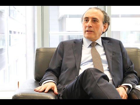 Patricio Pradel (Ambassador of Chile in Germany)
