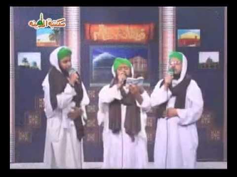 Beautiful Manqabat - Shai Al Lillah Ya Abdul Qadir Jilani - Naat Khawan of Madani Channel