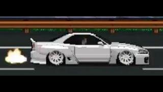 Pixel Car Racer: Anti Lag Tutorial