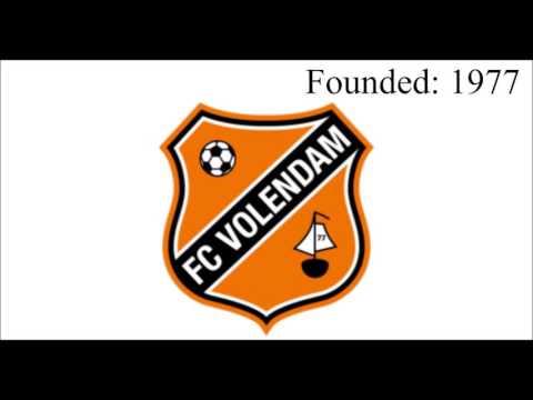ΥΜΝΟΣ ΒΟΛΕΝΤΑΜ / ANTHEM OF VOLENDAM FC / CLUBLIED VOLENDAM FC