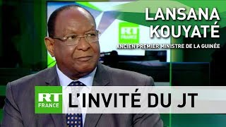 Sommet d'Helsinki : le point de vue de Lansana Kouyaté