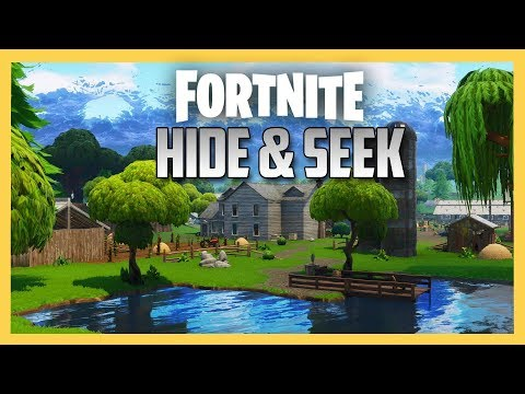 Fortnite Hide and Seek on Fatal Fields  Swiftor