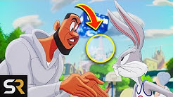 25 Things You Missed In Space Jam 2 A New Legacy