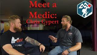 Meet a Medic: Special Forces Chris Cypert