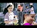 watch he video of Meghan Markle video from 1990 shows her dressed as a Queen