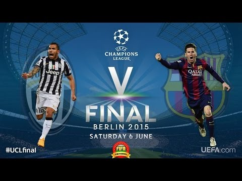 Прогноз на матч Ювентус 1-3 Барселона 06.06.2015 Футбол. Лига Чемпионов УЕФА. Финал. Берлин