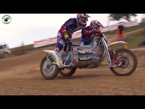 sidecarcross  of Nations @Cingoli