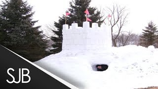 Snow Fort: My Snow Castle
