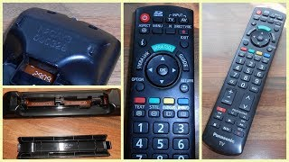 Panasonic TV Original OEM Remote Control N2QAYB000328 VGC