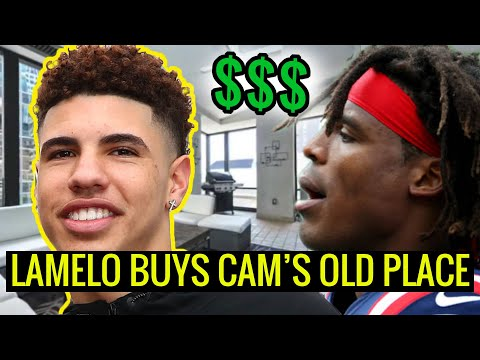 Lamelo Buys Cam Newton's Old Crib!!($3,000,000) – Recap of His First Game