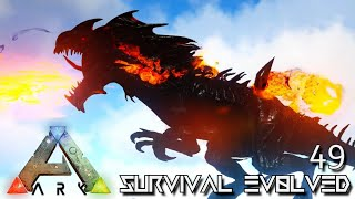 ARK: SURVIVAL EVOLVED - DEMONIC REAPER EMPRESS BOSS TAMED !!! | PRIMAL FEAR ISO CRYSTAL ISLES E49