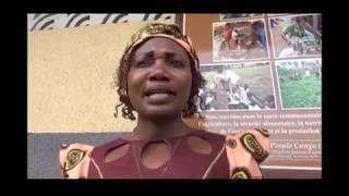 Interview de Solange MAMBIKO, leader du projet Aide aux Enfants Camp Luka