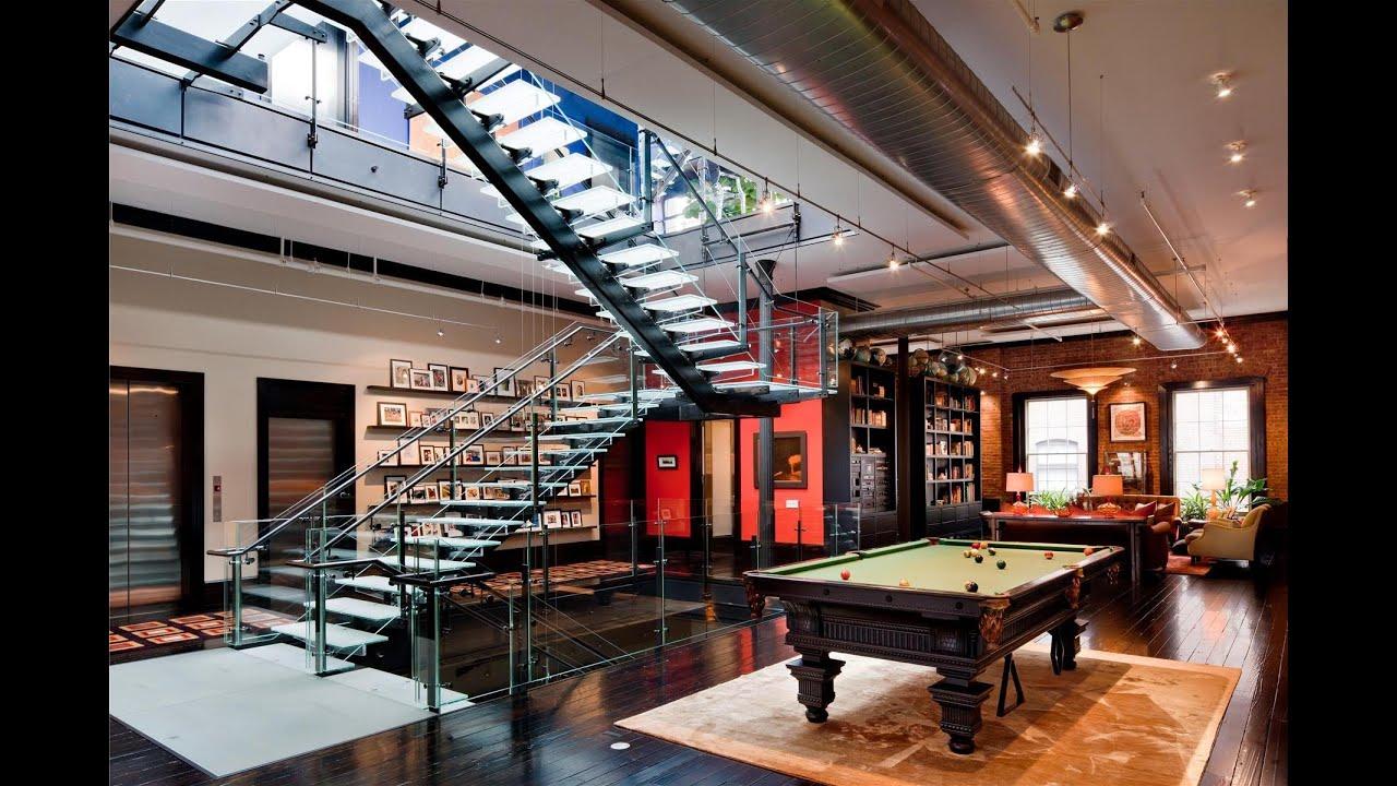 Loft wohnung modern luxus loft krefeld außergewöhnliche
