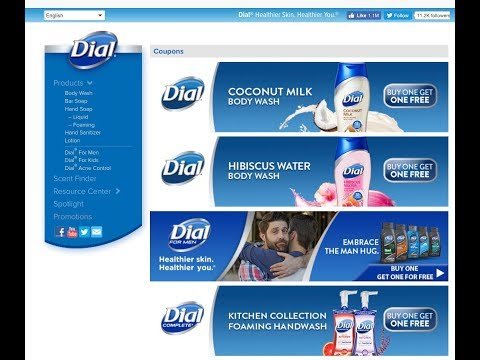 COUPONS TO PRINT - HOT HOT DIAL SOAP DEAL!!!