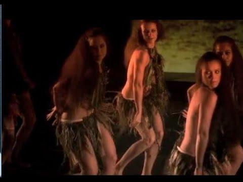 Tahitian dance Tamau ou la fusion des cultures