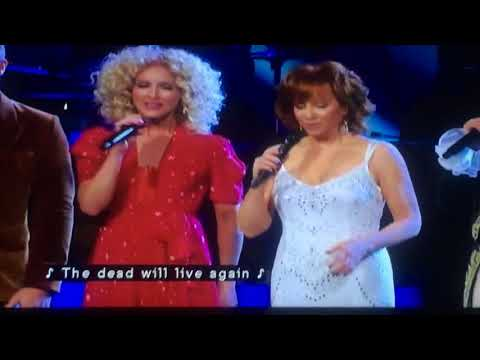 Little big town x Reba- Mary Did You Know? (live)