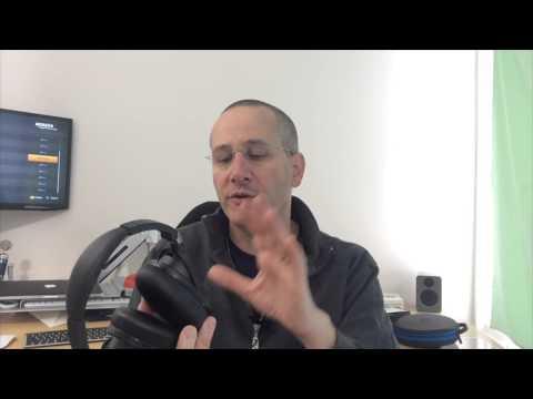 Audio-Technica ATH-ANC70 QuietPoint Headphones