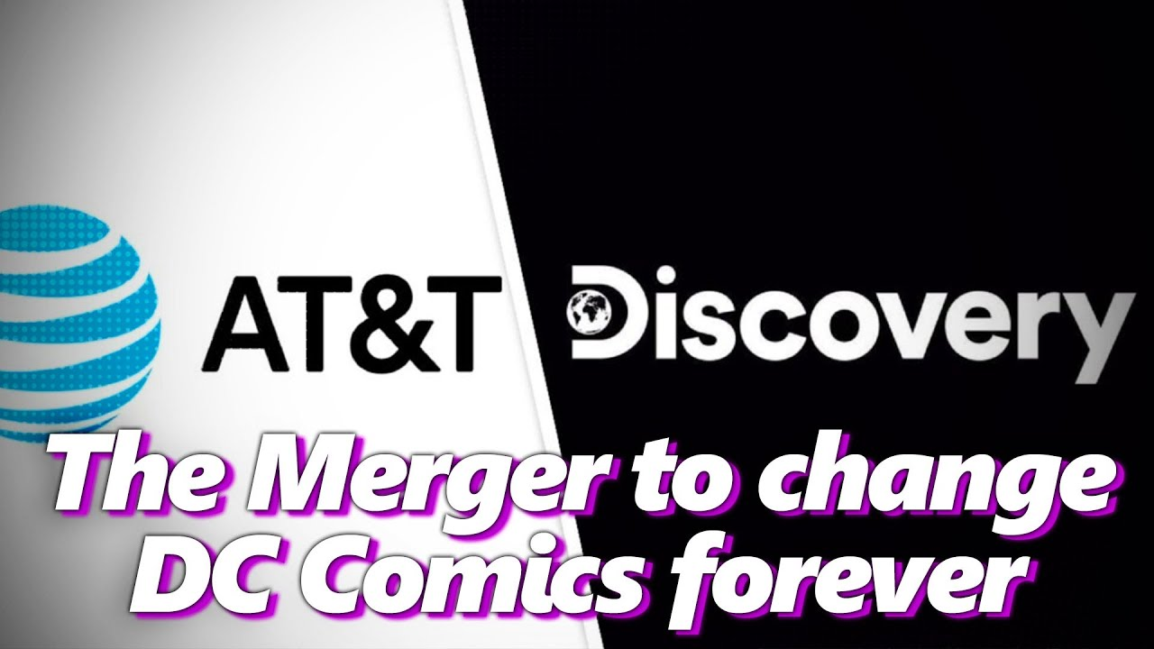 ATT Merger That Will Change EVERYTHING! - Absolute Comics (Old Upload)
