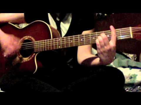 Tutorial of Just Tonight by the Pretty Reckless - YouTube