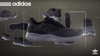 cheap for discount ccf9d 060e2 UNBOXING Adidas alphabounce rc Running Shoes Unboxing  Hands ...
