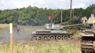 war&peace show パンサーA、IV号戦車,T-34,チーフテン
