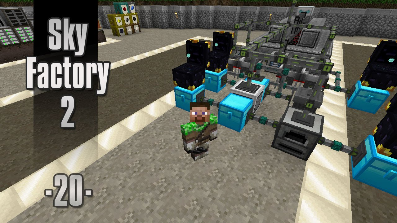 sky factory 2.5 how to get diamonds