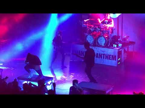August Burns Red - Phantom Anthem Tour -...