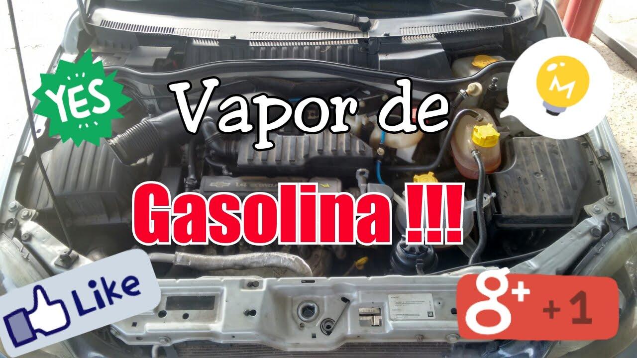 df5db802ca6 vapor de gasolina na montana 1.4 - YouTube