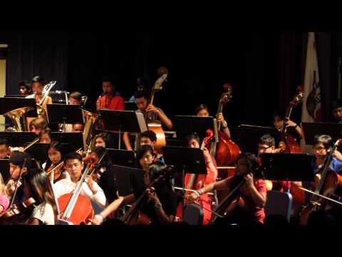 "Wangenheim EOY Concert ""Journey's Greatest Hits"""