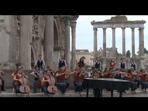 Ken Herran hallita ain antaa - Fountainview Academy Choir and Orchestra