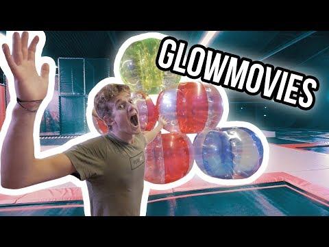IN LUCHTBAL OP TRAMPOLINE! ft Glowmovies   Boazvb