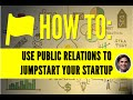 How to Use Public Relations to Increase Sales for Small Businesses
