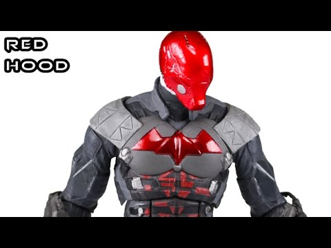 DC Collectibles RED HOOD Arkham