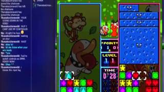 Tetris Attack - Netplay - User video