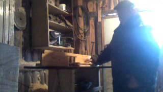 Филенчатая дверь часть3 долбешка и шпунт(, 2016-02-13T13:21:12.000Z)