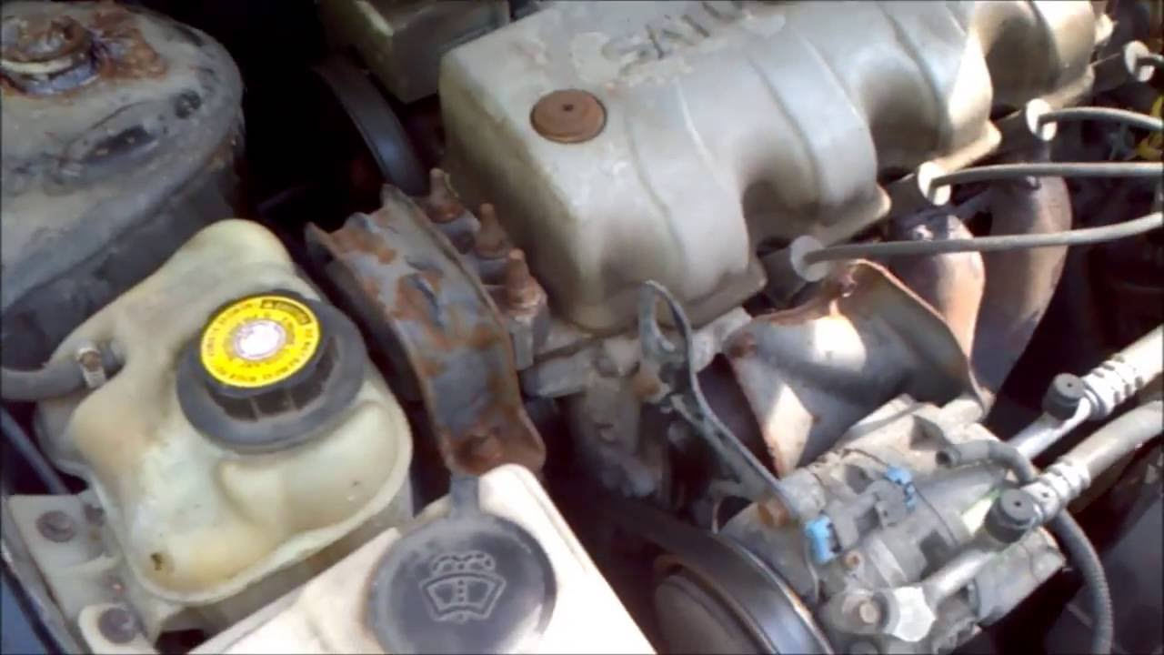 hight resolution of how to replace idler pulley saturn s series troubleshooting engine noise