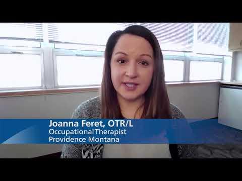 Saint Patrick HealthBreak - Occupational Therapy at St. Joe's