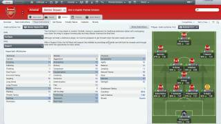 Football Manager 2012 | Helpful Tactics! | My Tactics: 4-5-1