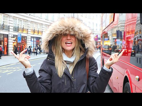 LONDON VLOG - MY FIRST VISIT! (ULTIMATE WALKING TOUR!!) | TRAVEL VLOG