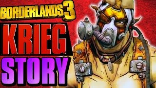 Borderlands 3 - KRIEG'S FIGHT FOR SANITY! (Echo Logs Explained)