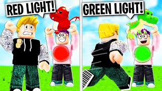 Can We Beat The ADOPT ME RED LIGHT GREEN LIGHT CHALLENGE!? (NEW GAME MODE!?)