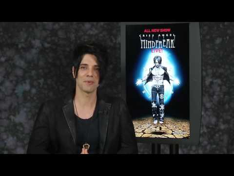 Let's Go DFW! - Criss Angel interview for Mindfreak Live