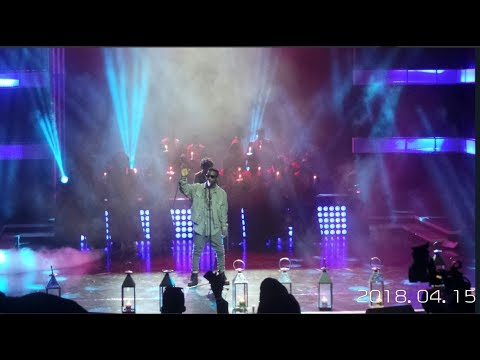 Sarkodie performs new gospel song at VGMA 2018