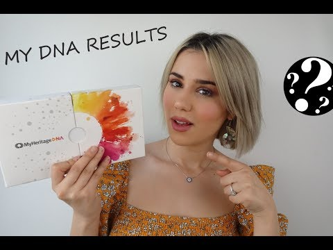 MY DNA RESULTS - ALGERIA