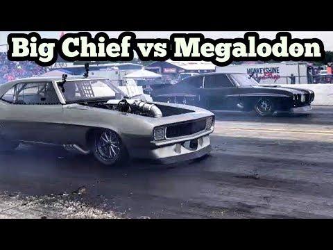 Street Outlwas Big Chief vs Megalodon vs Shane at Armageddon 5