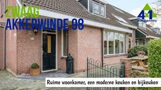 Super leuke hoekwoning in geliefde wijk in Zwaag, aangeboden door 4x1 Makelaardij in Hoorn