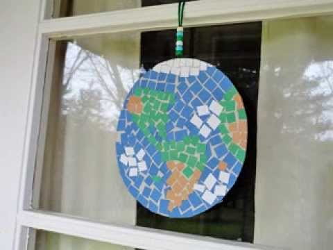 DIY Earth day craft project ideas for kids