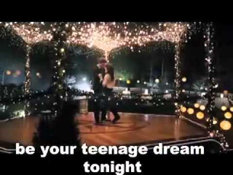 Edward Cullen's Teenage Dream (Katy Perry Twilight Parody)
