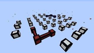 КУБИЧЕСКИЙ КОНТРОЛЬ ЦВЕТА! 5х5 - Color Control Minecraft